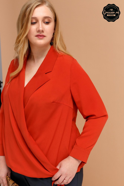Блузы больших размеров выкройки фото 812