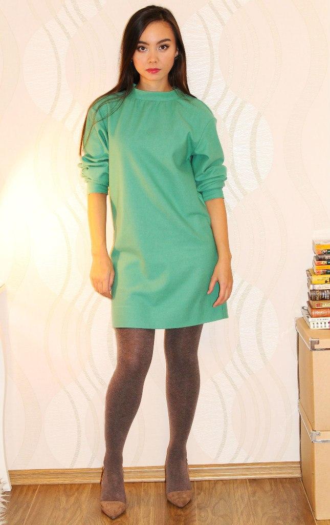 Выкройка для платье свободное фото 924