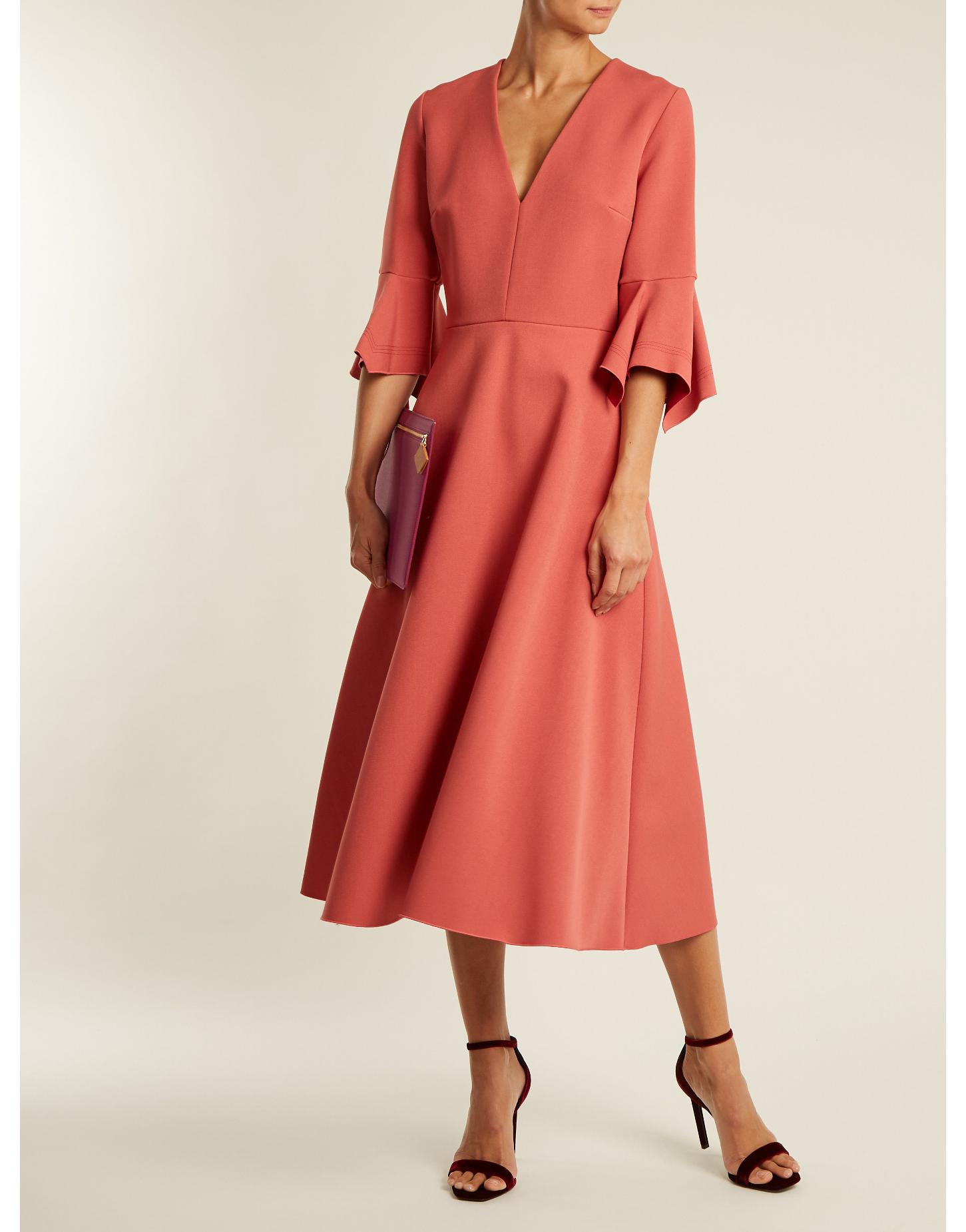 Шитье классических платьев