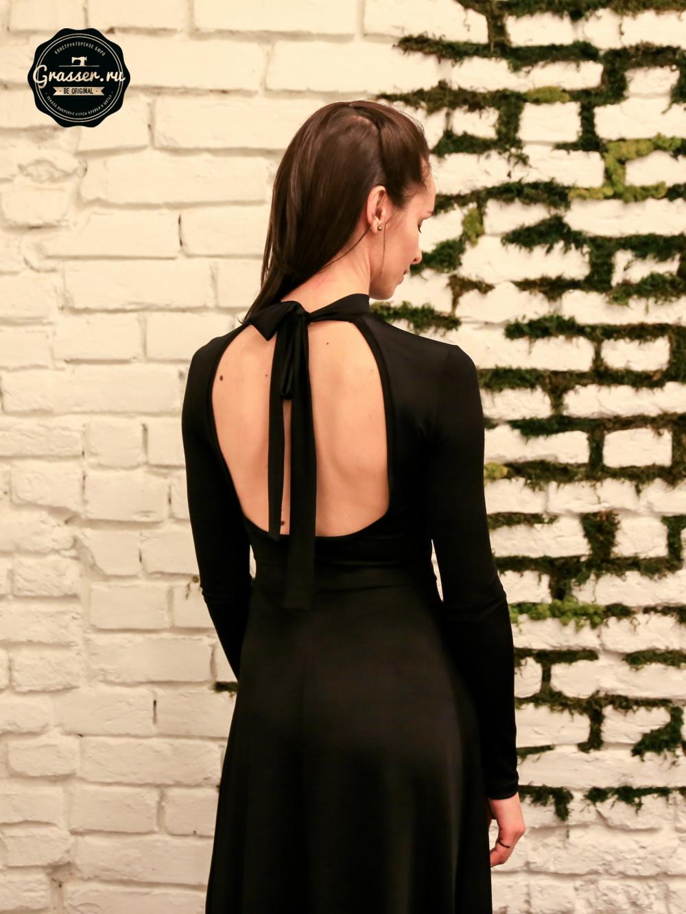 Мастер классы пошива трикотажных платьев