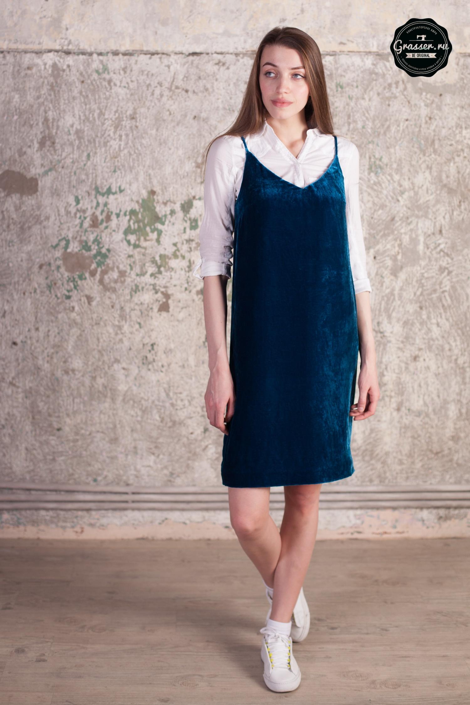 Выкройки прямого короткого платья с коротким рукавом платьев