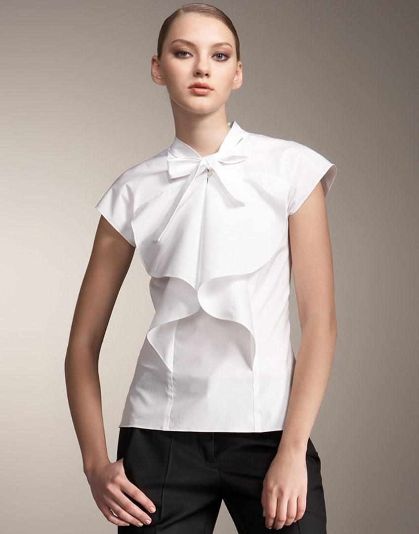 Блуза. выкройка