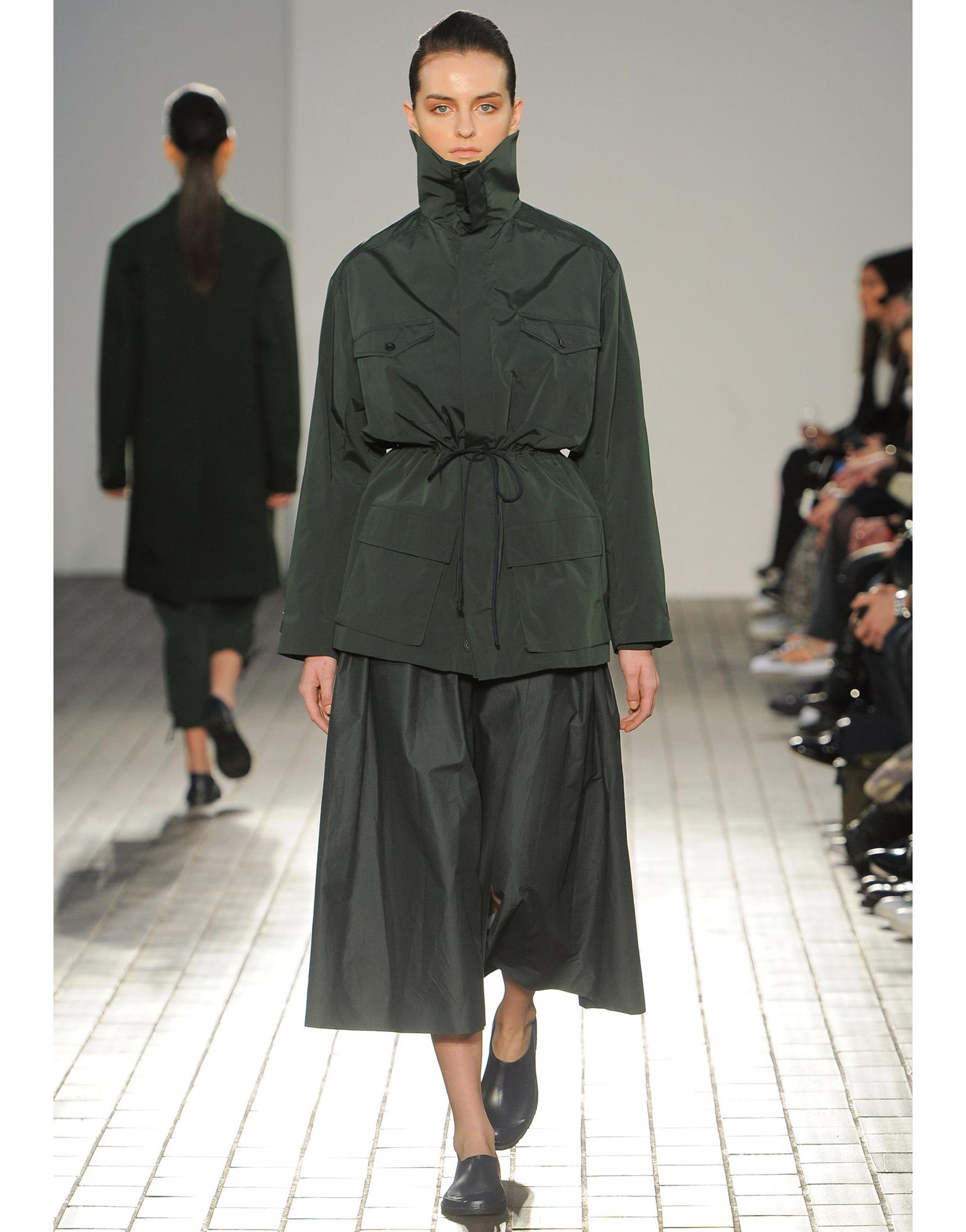 готовая выкройка куртка-парка для женщины pdf