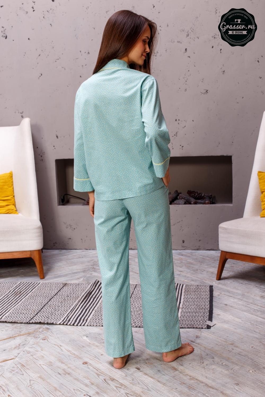 a93e7aacf666 Женские пижамные брюки, выкройка №545 купить on-line