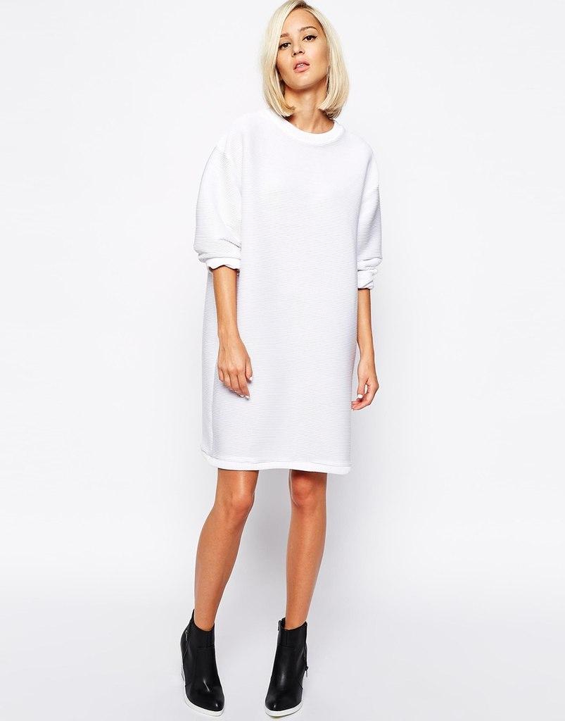 Платье oversize выкройка