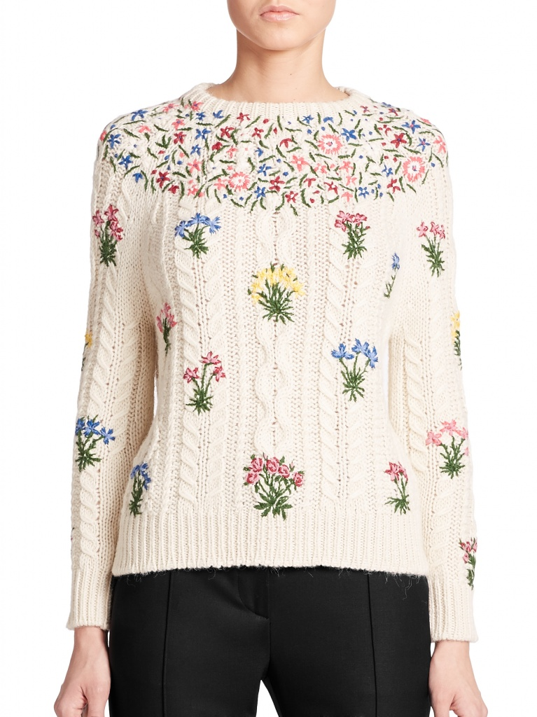 Valentino_Embroidered_Wool_And_Alpaca-Blend_Sweater