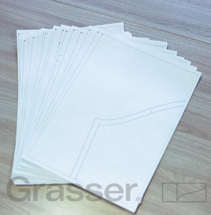 Инструкция по печати выкроек GRASSER