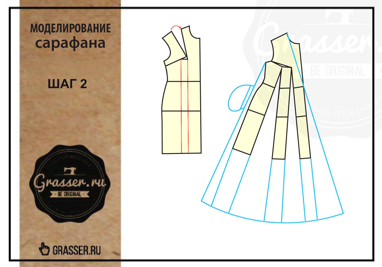 Урок моделирование юбки